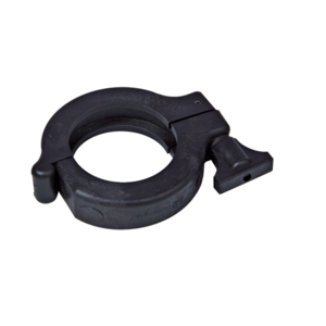 DN 10-16 KF Pipe Connection Aluminium Clamping Ring Spring Quick Release Hose Clamp